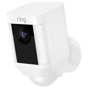 Ring Spotlight Cam Battery - Caméra de surveillance réseau extérieur
