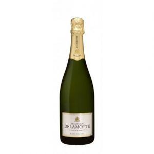 Delamotte Champagne + Etui