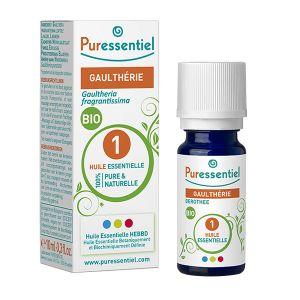 Puressentiel Huile essentielle - Gaulthérie bio, 10 ml