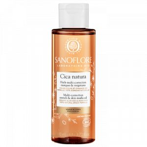 Sanoflore Cica Natura - Huile multi-correction marques & vergetures