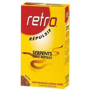 Rétro Répulsif serpents Granulés 400 g