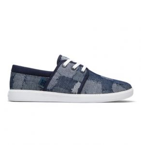 DC Shoes Haven TX LE - Baskets pour Femme - Bleu