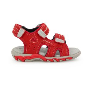 Mod8 Sandales enfant Mod'8 BATH rouge - Taille 24,26,27,28,31