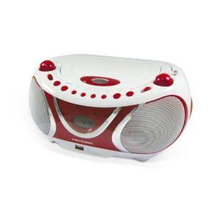 Metronic 477117 - Radio cassettes et lecteur CD-MP3