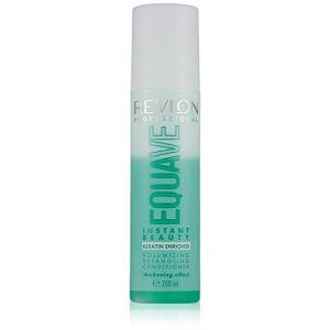 Revlon Equave - Soin Demelant volume Sans Rincage avec keratine Special Cheveux Fins