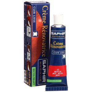 Saphir Crème rénovatrice Avel - Tube 15 ml - Rouge