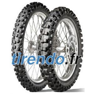 Dunlop 110/100-18 64M TT Geomax MX 52 Rear