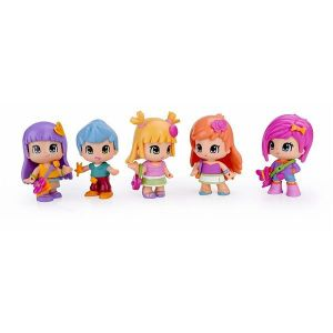 Famosa Pinypon - Kit de 5 figurines