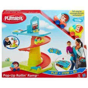 Playskool Mon circuit nomade Pop-Up Rollin' Ramp