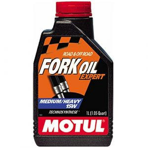 Motul Huile de fourche Fork Oil Expert Medium 15 W 1 l