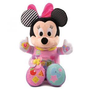 Clementoni Peluche Interactive Poupée À Cajoler Minnie Disney Baby - La Poupée