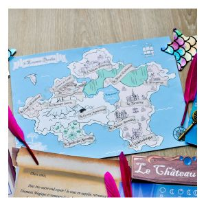 Smartbox Coffret cadeau - Un kit de 3 Escape Games à faire chez soi - idée cadeau - 3 scénarios d'escape games à télécharger et imprimer