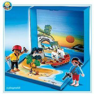 Playmobil 4331 - Micro Pirates