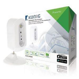 König SAS-IPCAM300W - Caméra IP intérieur