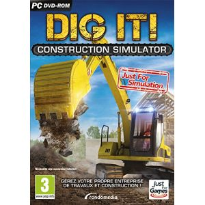 Dig It : Construction Simulator [PC]