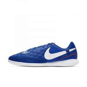 Nike Chaussure de football en salle TiempoX Lunar legend VII Pro 10R - Bleu - Taille 45.5 - Unisex
