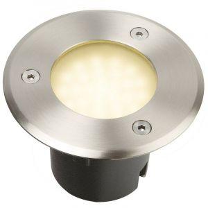Lumihome Spot Encastrable Led RGB + CCT Exterieur 230V - Multi couleurs, Blancs chaud, Blanc froid avec télécommande RF - Spot LED Etanche Terrasse Jardin IP65, 3W - 10cm diamètre