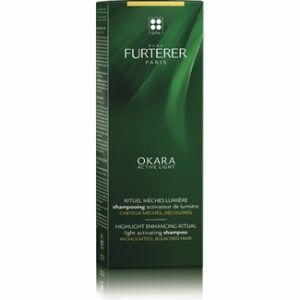 Furterer Okara Active Light - Shampooing activateur de lumière 200 ml