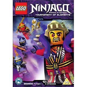 Lego Ninjago - Masters Of Spinjitzu: Season 4 - Part 1 [Edizione: Regno Unito] [Import italien] [DVD]