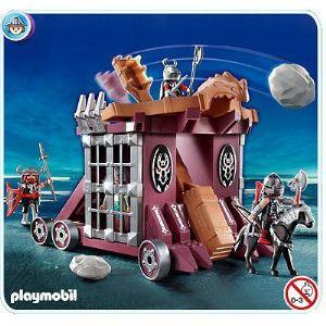 Playmobil 4837 - Catapulte géante et cachot