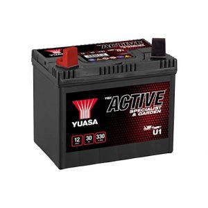 Yuasa Batterie motoculture u1 12v 30ah 270a