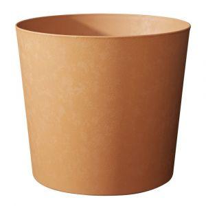 Poetic Pot Element conique de 8,7 L coloris marron Ø 25 x 24 cm