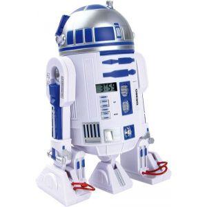 Legler 9356 - Réveil Star Wars R2-D2 affichage 3D