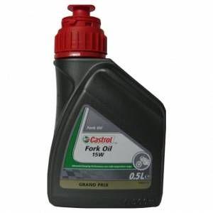 Castrol Huile de fourche FORK OIL 15 W 500 ML