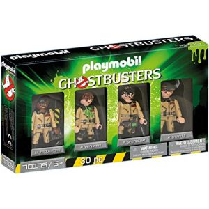 Playmobil Edition Collector Ghostbusters Ghostbusters 70175