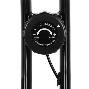 Klarfit X-Bike 700 - Vélo d`appartement ergomètre pulsomètre