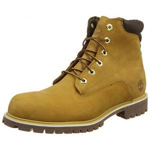 Timberland Bottes et bottines Alburn 6 In Boots - Wheat nubuck - EU 45 1/2