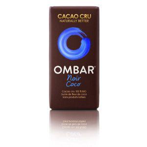 Ombar Chocolat noir Coco 35g