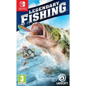 Legendary Fishing (Nintendo Switch) [Switch]