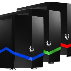 Bitfenix Colossus M Mini-ITX - Boîtier Mini tour sans alimentation