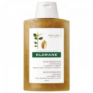 Klorane Nutri-Réparation - Shampooing au dattier du désert - 200 ml