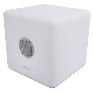 Metronic LumiCube - Enceinte Bluetooth