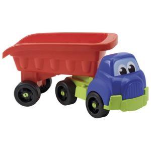 Ecoiffier Camion remorque vide