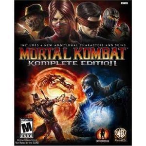 Mortal Kombat Komplete Edition [PC]