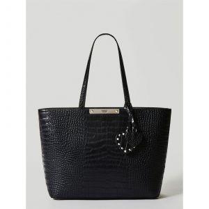 Guess Britta, Cabas femme, Noir (Black/Bla), 43x28x13.5 cm (W x H L)
