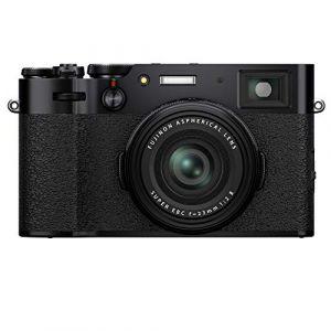 Fujifilm Fuji X100V black