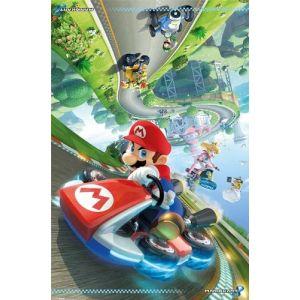GB eye Poster Nintendo Mario Kart 8 Flip (61 x 91,5 cm)