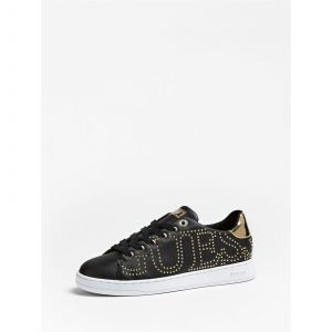 Guess Baskets basses CATER Noir - Taille 36,37,38,39,40,41,35