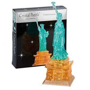HCM Kinzel 3D Crystal Puzzle - Statue de la Liberté