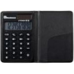 Majuscule Calculatrice de poche 10 chiffres