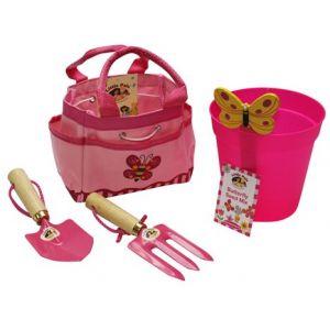 Kit outils de jardin enfant