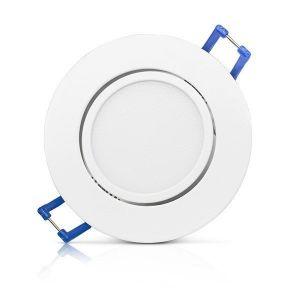 Vision-El Spot led orientable 5 watts (eq. 50 watts) encastrable