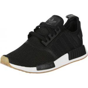 Adidas NMD_r1, Chaussures de Fitness Homme, Noir (Negbás/Gum 000), 43 1/3 EU