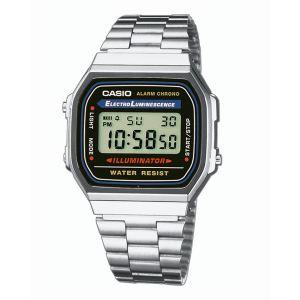 Image de Casio A168WA-1YES - Montre mixte Quartz Digitale