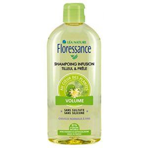 Floressance Shampooing infusion tilleul et prêle
