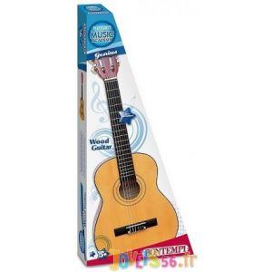 Bontempi Guitare enfant en bois 75 cm